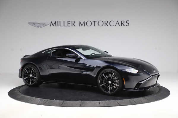 Used 2019 Aston Martin Vantage for sale $129,900 at Rolls-Royce Motor Cars Greenwich in Greenwich CT 06830 9