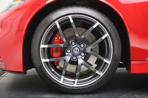 Used 2018 Nissan 370Z NISMO Tech for sale $39,900 at Rolls-Royce Motor Cars Greenwich in Greenwich CT 06830 11