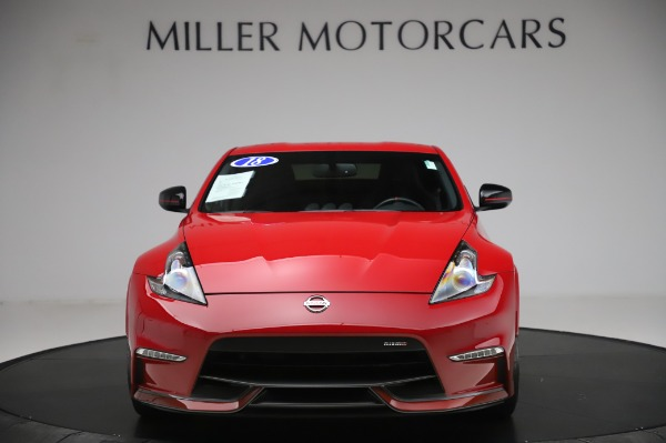 Used 2018 Nissan 370Z NISMO Tech for sale $39,900 at Rolls-Royce Motor Cars Greenwich in Greenwich CT 06830 12