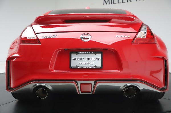 Used 2018 Nissan 370Z NISMO Tech for sale $39,900 at Rolls-Royce Motor Cars Greenwich in Greenwich CT 06830 13