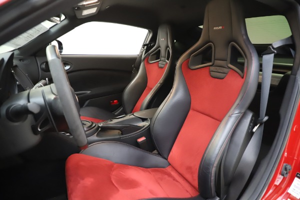 Used 2018 Nissan 370Z NISMO Tech for sale $39,900 at Rolls-Royce Motor Cars Greenwich in Greenwich CT 06830 15