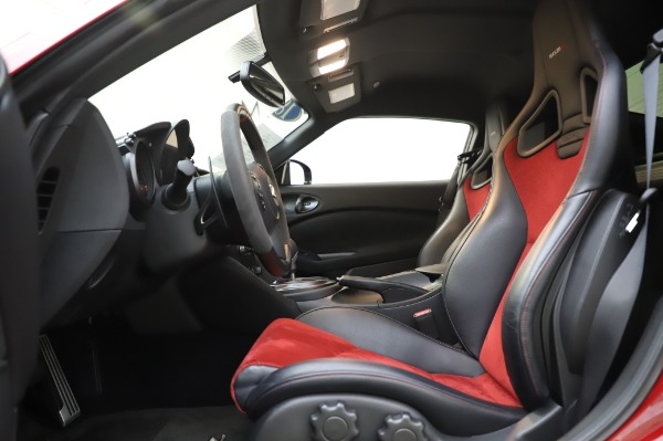Used 2018 Nissan 370Z NISMO Tech for sale $39,900 at Rolls-Royce Motor Cars Greenwich in Greenwich CT 06830 16