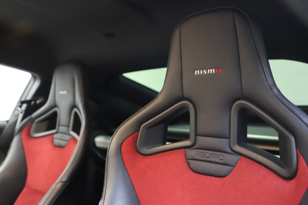Used 2018 Nissan 370Z NISMO Tech for sale $39,900 at Rolls-Royce Motor Cars Greenwich in Greenwich CT 06830 18