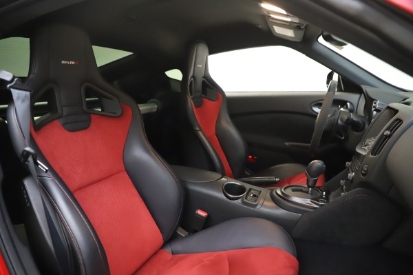 Used 2018 Nissan 370Z NISMO Tech for sale $39,900 at Rolls-Royce Motor Cars Greenwich in Greenwich CT 06830 19