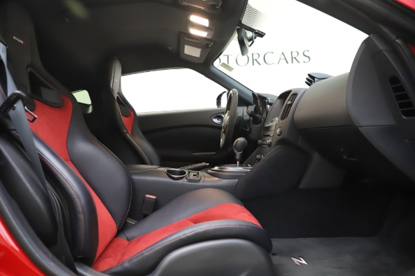Used 2018 Nissan 370Z NISMO Tech for sale $39,900 at Rolls-Royce Motor Cars Greenwich in Greenwich CT 06830 20