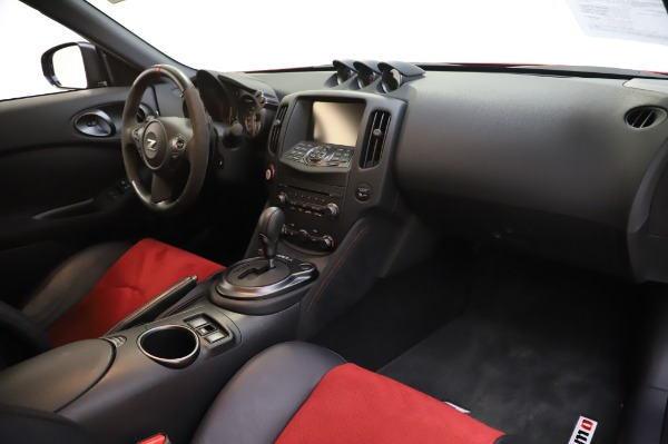 Used 2018 Nissan 370Z NISMO Tech for sale $39,900 at Rolls-Royce Motor Cars Greenwich in Greenwich CT 06830 21