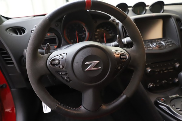Used 2018 Nissan 370Z NISMO Tech for sale $39,900 at Rolls-Royce Motor Cars Greenwich in Greenwich CT 06830 26