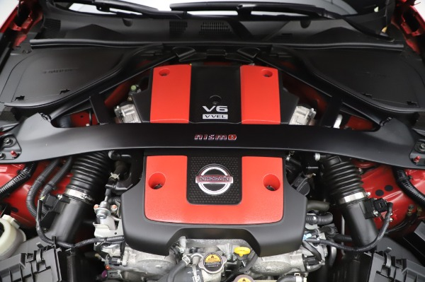 Used 2018 Nissan 370Z NISMO Tech for sale $39,900 at Rolls-Royce Motor Cars Greenwich in Greenwich CT 06830 27