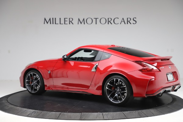 Used 2018 Nissan 370Z NISMO Tech for sale $39,900 at Rolls-Royce Motor Cars Greenwich in Greenwich CT 06830 4