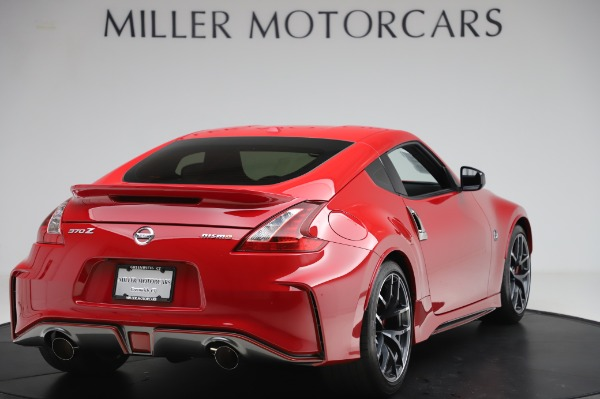 Used 2018 Nissan 370Z NISMO Tech for sale $39,900 at Rolls-Royce Motor Cars Greenwich in Greenwich CT 06830 6