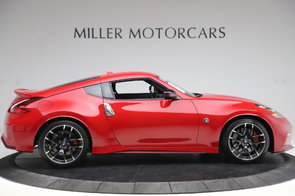 Used 2018 Nissan 370Z NISMO Tech for sale $39,900 at Rolls-Royce Motor Cars Greenwich in Greenwich CT 06830 7