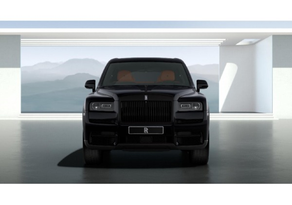 New 2021 Rolls-Royce Cullinan Black Badge for sale $433,225 at Rolls-Royce Motor Cars Greenwich in Greenwich CT 06830 2