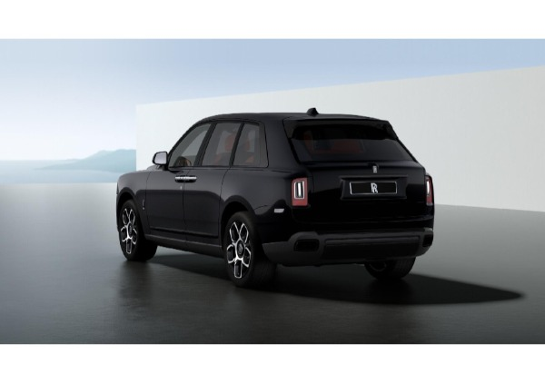 New 2021 Rolls-Royce Cullinan Black Badge for sale $433,225 at Rolls-Royce Motor Cars Greenwich in Greenwich CT 06830 3