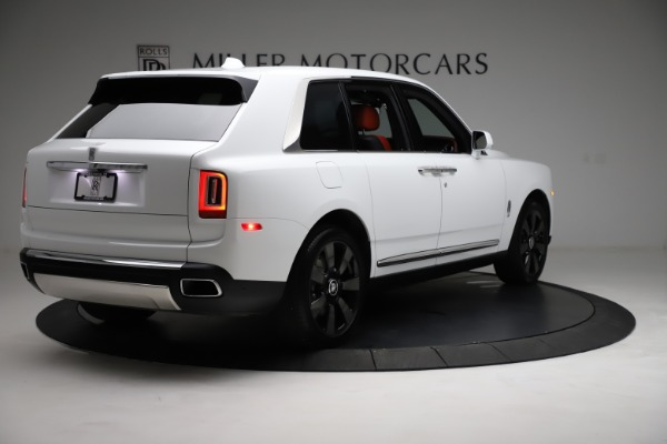 Used 2021 Rolls-Royce Cullinan for sale Sold at Rolls-Royce Motor Cars Greenwich in Greenwich CT 06830 10
