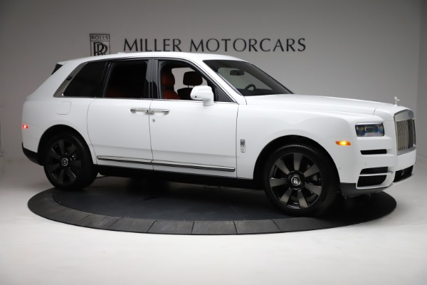 Used 2021 Rolls-Royce Cullinan for sale Sold at Rolls-Royce Motor Cars Greenwich in Greenwich CT 06830 12