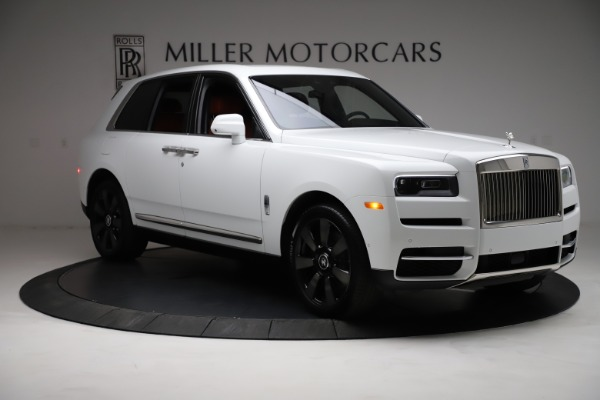 Used 2021 Rolls-Royce Cullinan for sale Sold at Rolls-Royce Motor Cars Greenwich in Greenwich CT 06830 13