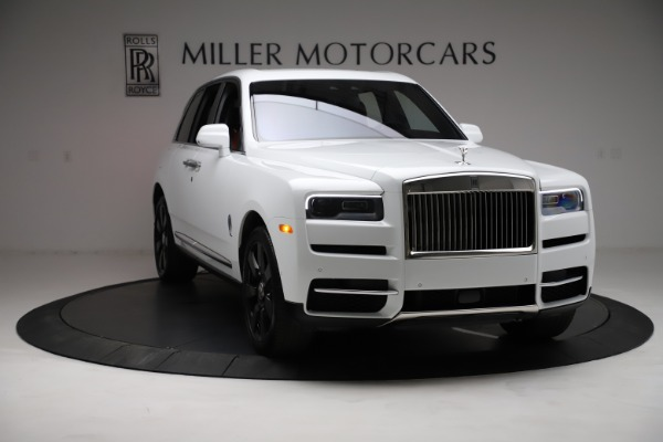 Used 2021 Rolls-Royce Cullinan for sale Sold at Rolls-Royce Motor Cars Greenwich in Greenwich CT 06830 14