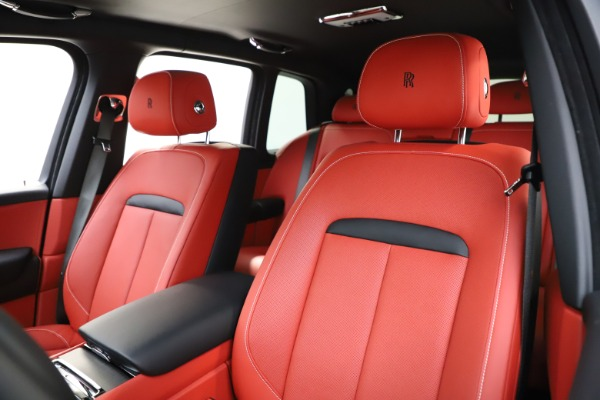 Used 2021 Rolls-Royce Cullinan for sale Sold at Rolls-Royce Motor Cars Greenwich in Greenwich CT 06830 17
