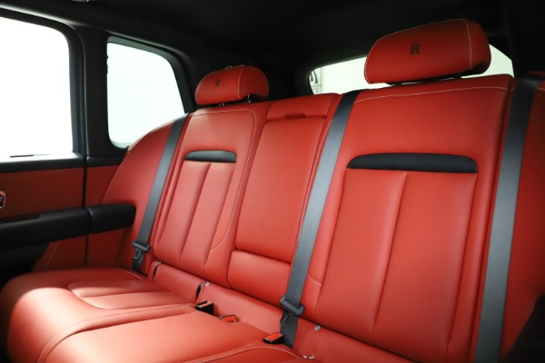 Used 2021 Rolls-Royce Cullinan for sale Sold at Rolls-Royce Motor Cars Greenwich in Greenwich CT 06830 19