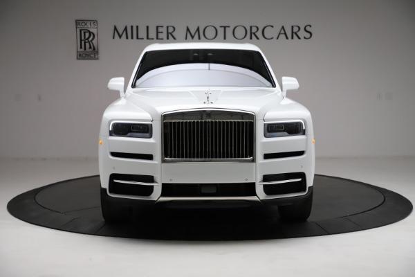New 2021 Rolls-Royce Cullinan Base for sale $378,525 at Rolls-Royce Motor Cars Greenwich in Greenwich CT 06830 2