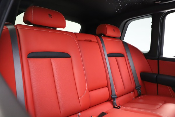 Used 2021 Rolls-Royce Cullinan for sale Sold at Rolls-Royce Motor Cars Greenwich in Greenwich CT 06830 20