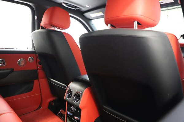 Used 2021 Rolls-Royce Cullinan for sale Sold at Rolls-Royce Motor Cars Greenwich in Greenwich CT 06830 22