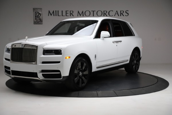 Used 2021 Rolls-Royce Cullinan for sale Sold at Rolls-Royce Motor Cars Greenwich in Greenwich CT 06830 3
