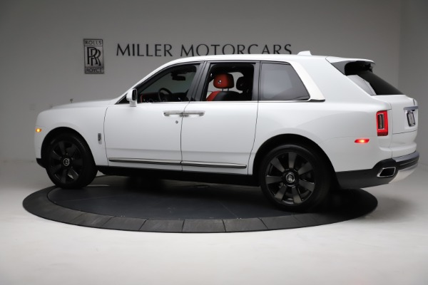 New 2021 Rolls-Royce Cullinan Base for sale $378,525 at Rolls-Royce Motor Cars Greenwich in Greenwich CT 06830 6