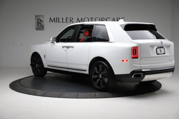 Used 2021 Rolls-Royce Cullinan for sale Sold at Rolls-Royce Motor Cars Greenwich in Greenwich CT 06830 7