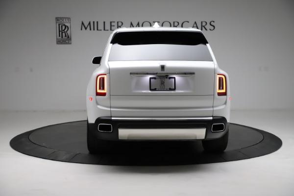 New 2021 Rolls-Royce Cullinan Base for sale $378,525 at Rolls-Royce Motor Cars Greenwich in Greenwich CT 06830 8