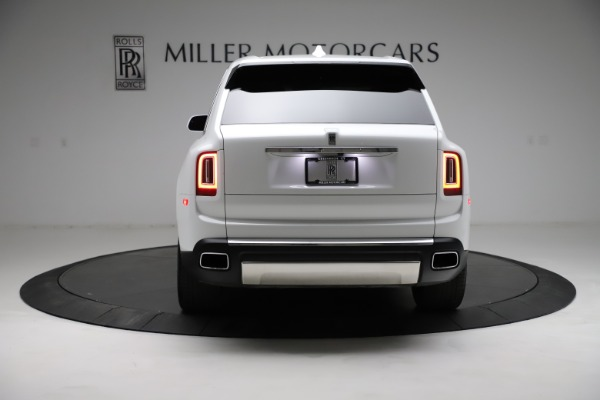 Used 2021 Rolls-Royce Cullinan for sale Sold at Rolls-Royce Motor Cars Greenwich in Greenwich CT 06830 8