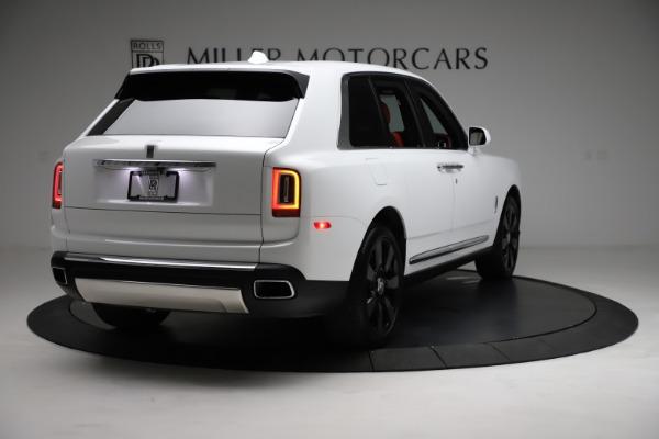 New 2021 Rolls-Royce Cullinan Base for sale $378,525 at Rolls-Royce Motor Cars Greenwich in Greenwich CT 06830 9