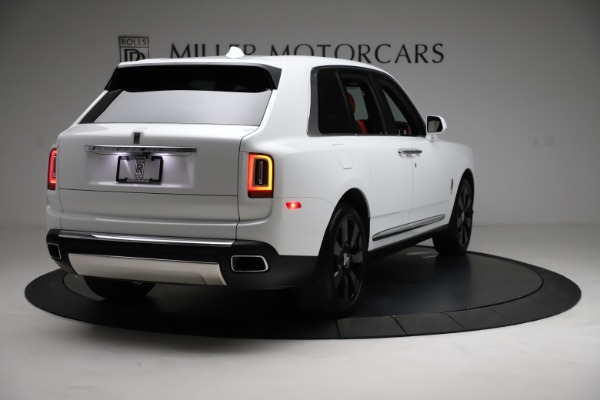 Used 2021 Rolls-Royce Cullinan for sale Sold at Rolls-Royce Motor Cars Greenwich in Greenwich CT 06830 9