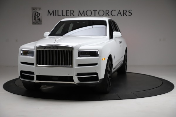 Used 2021 Rolls-Royce Cullinan for sale Sold at Rolls-Royce Motor Cars Greenwich in Greenwich CT 06830 1