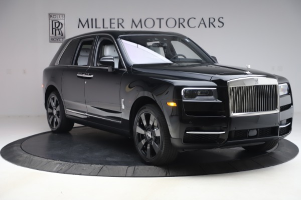New 2021 Rolls-Royce Cullinan for sale Sold at Rolls-Royce Motor Cars Greenwich in Greenwich CT 06830 11