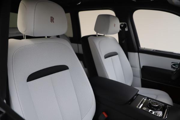 New 2021 Rolls-Royce Cullinan for sale Sold at Rolls-Royce Motor Cars Greenwich in Greenwich CT 06830 14