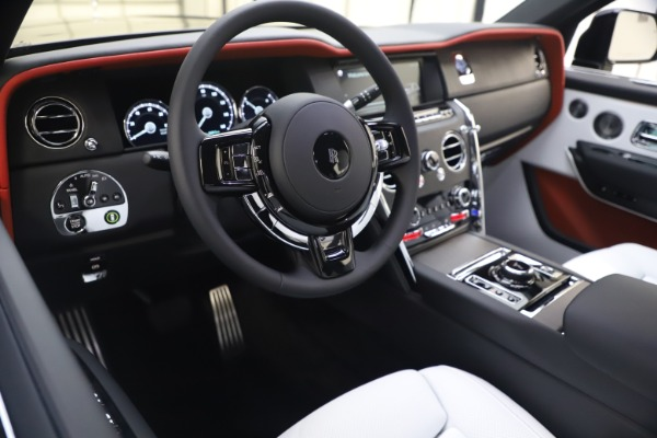 New 2021 Rolls-Royce Cullinan for sale Sold at Rolls-Royce Motor Cars Greenwich in Greenwich CT 06830 15