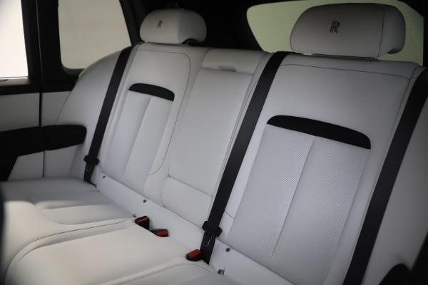 New 2021 Rolls-Royce Cullinan for sale Sold at Rolls-Royce Motor Cars Greenwich in Greenwich CT 06830 18