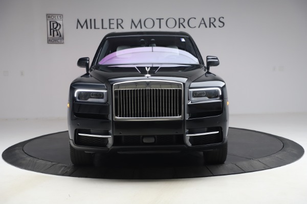 New 2021 Rolls-Royce Cullinan for sale $369,975 at Rolls-Royce Motor Cars Greenwich in Greenwich CT 06830 2