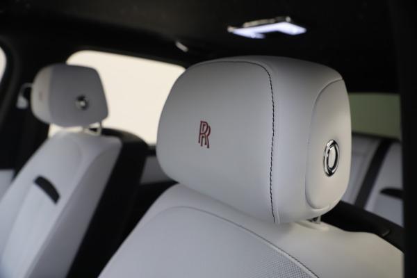 New 2021 Rolls-Royce Cullinan for sale Sold at Rolls-Royce Motor Cars Greenwich in Greenwich CT 06830 23