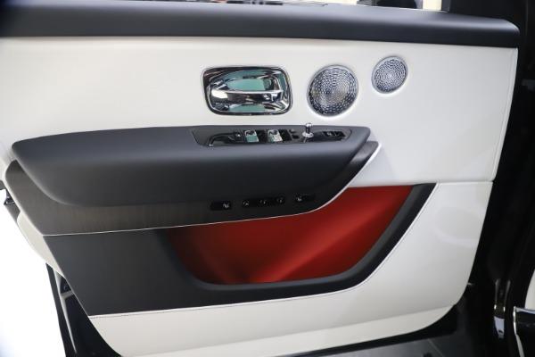 New 2021 Rolls-Royce Cullinan for sale Sold at Rolls-Royce Motor Cars Greenwich in Greenwich CT 06830 25