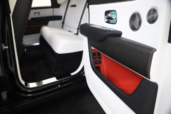 New 2021 Rolls-Royce Cullinan for sale Sold at Rolls-Royce Motor Cars Greenwich in Greenwich CT 06830 26