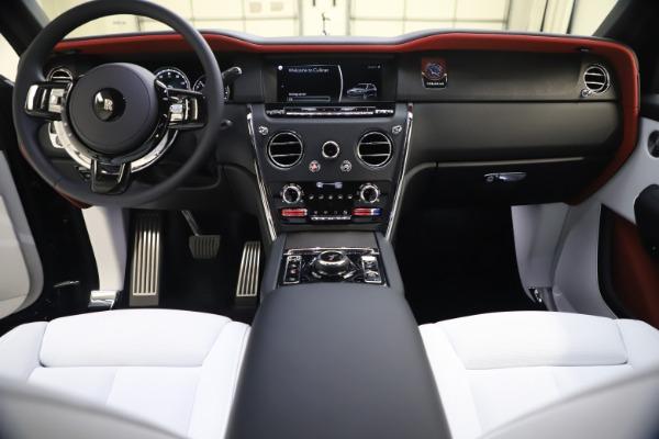 New 2021 Rolls-Royce Cullinan for sale Sold at Rolls-Royce Motor Cars Greenwich in Greenwich CT 06830 27