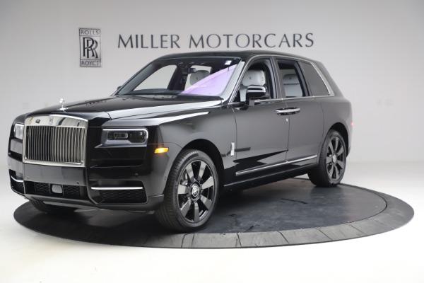 New 2021 Rolls-Royce Cullinan Base for sale $369,975 at Rolls-Royce Motor Cars Greenwich in Greenwich CT 06830 3
