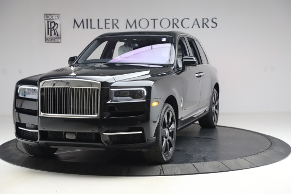 New 2021 Rolls-Royce Cullinan for sale $369,975 at Rolls-Royce Motor Cars Greenwich in Greenwich CT 06830 1