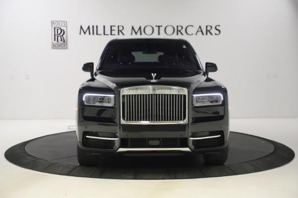 New 2021 Rolls-Royce Cullinan for sale $372,725 at Rolls-Royce Motor Cars Greenwich in Greenwich CT 06830 11