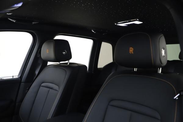 New 2021 Rolls-Royce Cullinan for sale $372,725 at Rolls-Royce Motor Cars Greenwich in Greenwich CT 06830 12