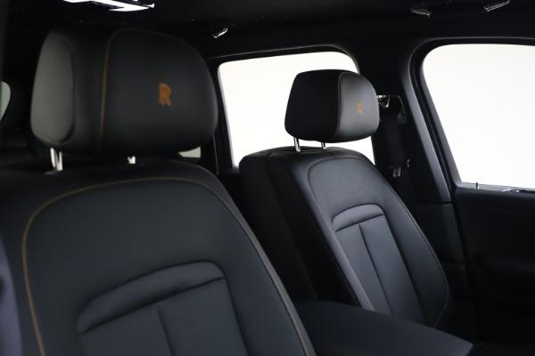 New 2021 Rolls-Royce Cullinan for sale $372,725 at Rolls-Royce Motor Cars Greenwich in Greenwich CT 06830 13