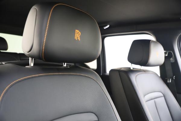 New 2021 Rolls-Royce Cullinan for sale $372,725 at Rolls-Royce Motor Cars Greenwich in Greenwich CT 06830 14