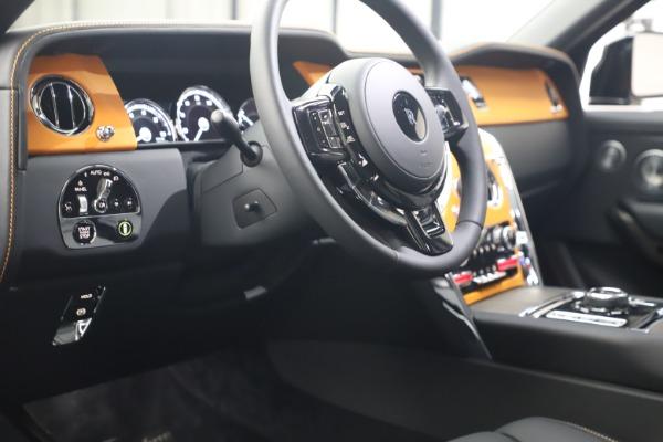 New 2021 Rolls-Royce Cullinan for sale $372,725 at Rolls-Royce Motor Cars Greenwich in Greenwich CT 06830 15